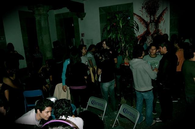 1st Anniversary The Huajiro Dreams @ Pasaguero 028